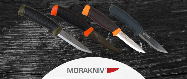 An Introduction to Mora Bushcraft Knives