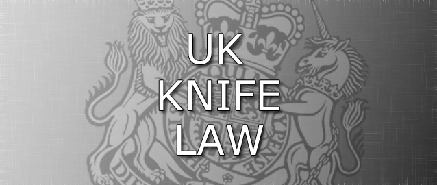 UK Knife Law