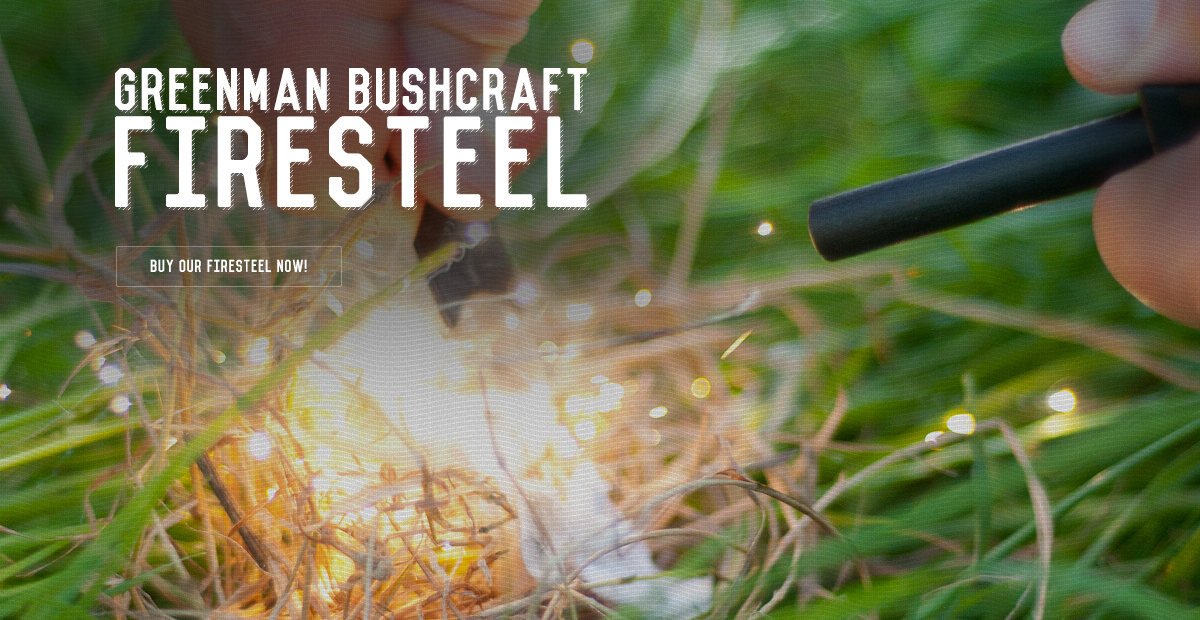 Buy our Firesteel Now!