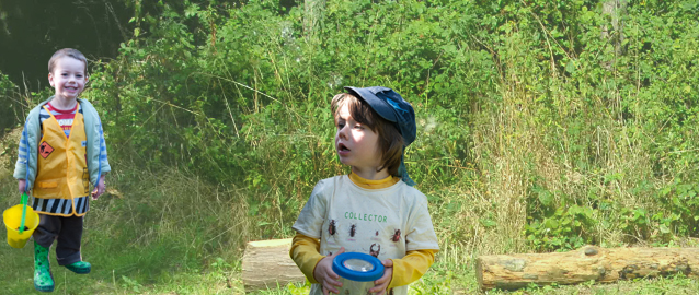 Be Prepared – how children are ready to love the outdoors again