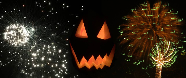 Halloween and Bonfire Night 2014