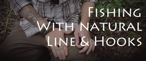 Guide to Fishing with Nettle Line and Hawthorn Hooks