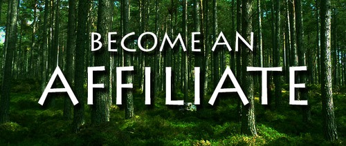Become a Greenman Bushcraft Affiliate