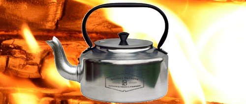 Boonies Outdoor Campfire Kettles - The New Name for Kirtley Kettles