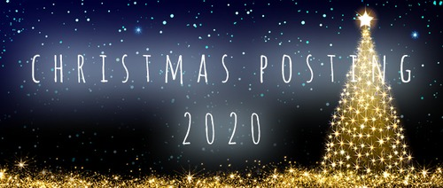 Christmas Posting and COVID Update 2020