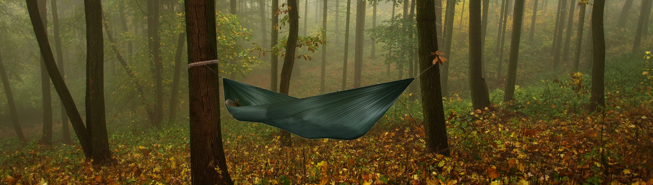 Sleep under the stars this summer – Choose a hammock!
