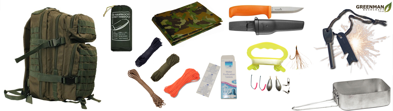Preppers Bug Out Bags and Kits