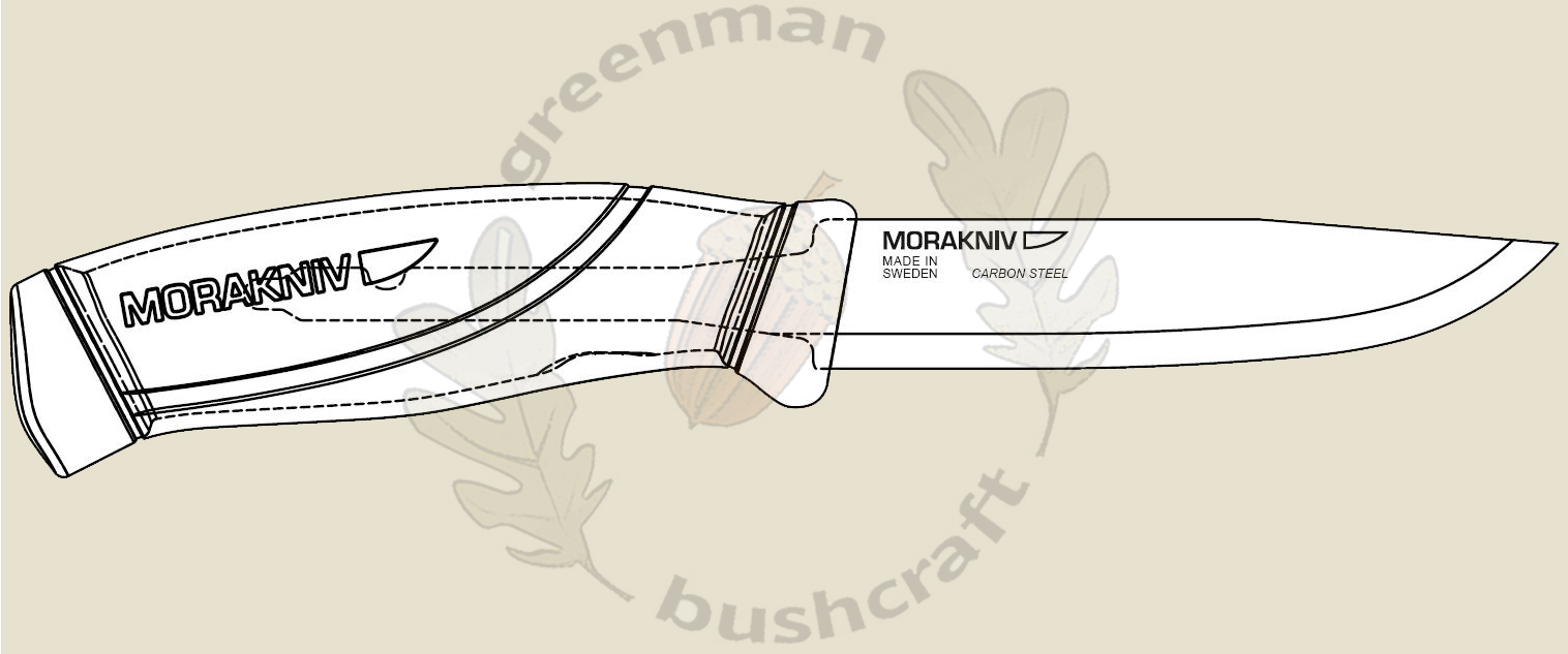 What is the \'Tang\' of a Bushcraft Knife?