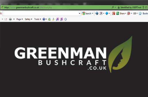 Welcome to the NEW Greenman Bushcraft!
