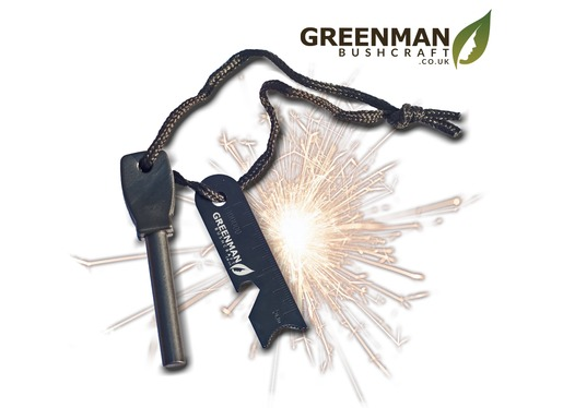 Greenman Firesteel