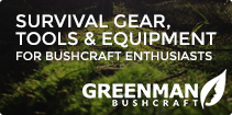 Survival Gear, Tools & Equipment for Bushcraft Enthusiasts